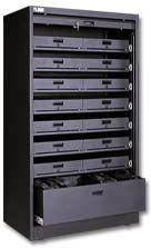 Secure Laptop/Notebook Storage Cabinets – Fully Powered
