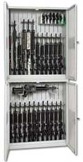 Secure Stackable Weapons Racks